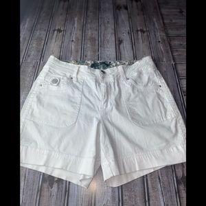 One 5 one women's cargo shorts